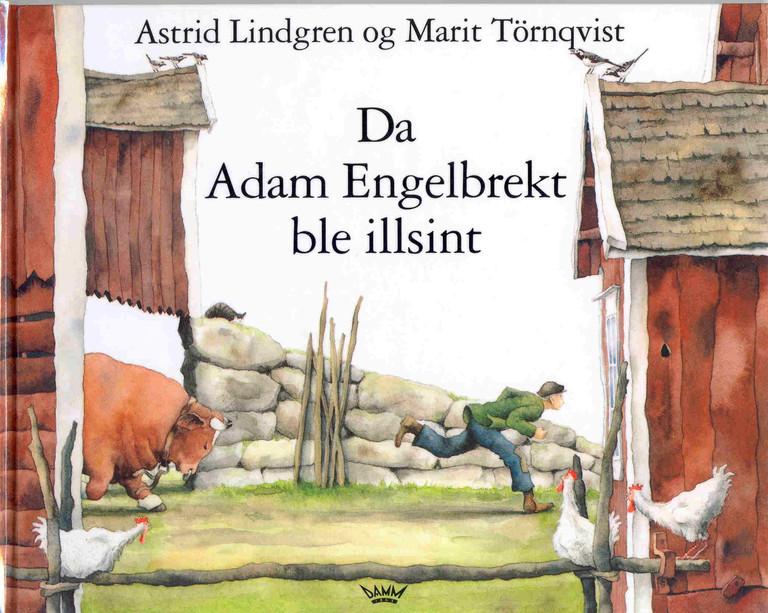 Da Adam Engelbrekt ble illsint