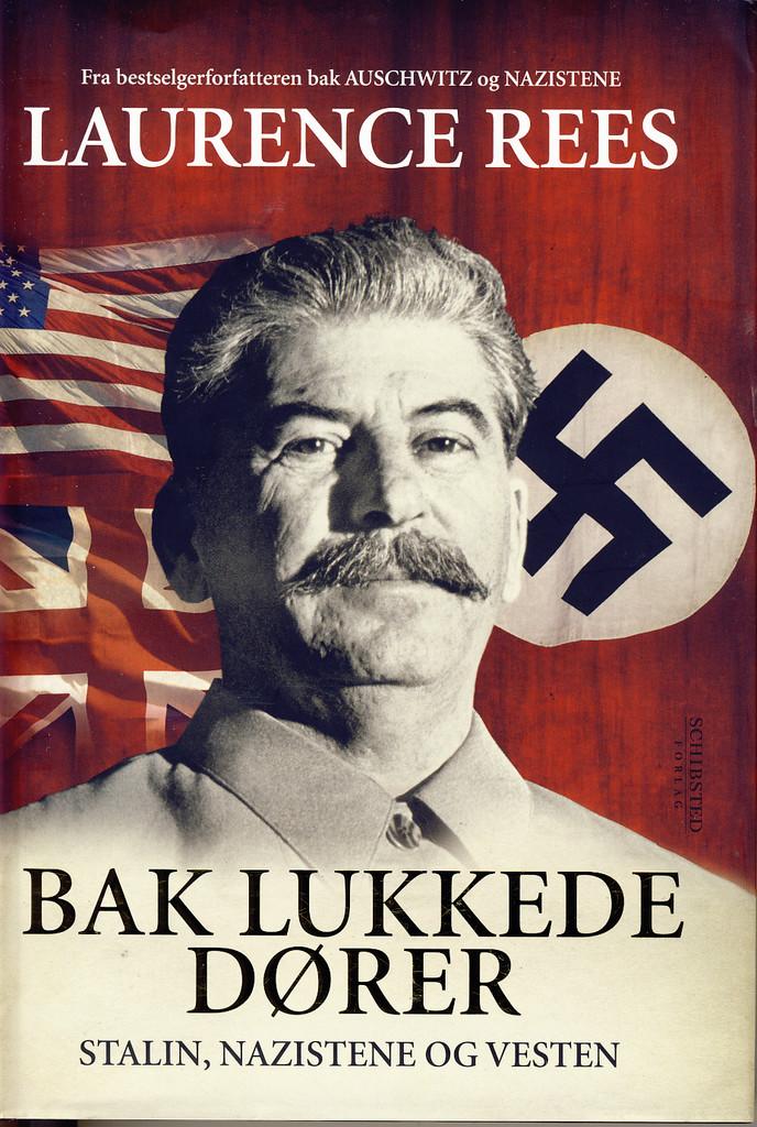 Bak lukkede dører : Stalin, nazistene og Vesten