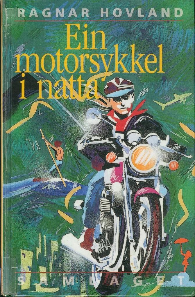 Ein motorsykkel i natta : roman