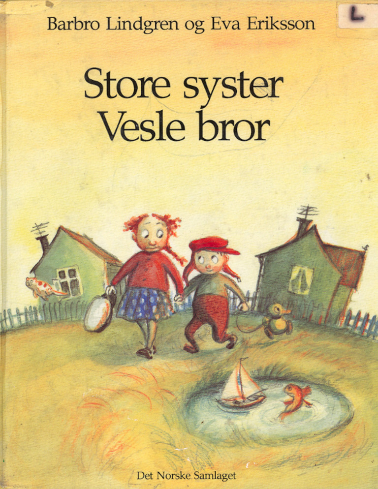 Store syster, vesle bror
