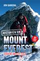 Omslagsbilde:Historien om Mount Everest : verdens høyeste fjell