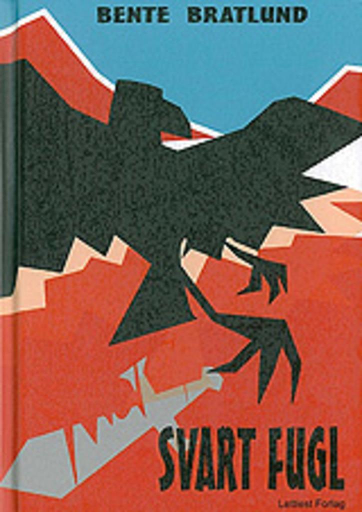 Svart fugl : lettlest krimroman