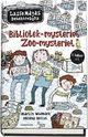 Omslagsbilde:Bibliotek-mysteriet ; Zoo-mysteriet