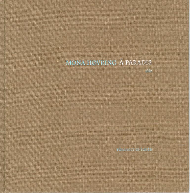 Å paradis : dikt