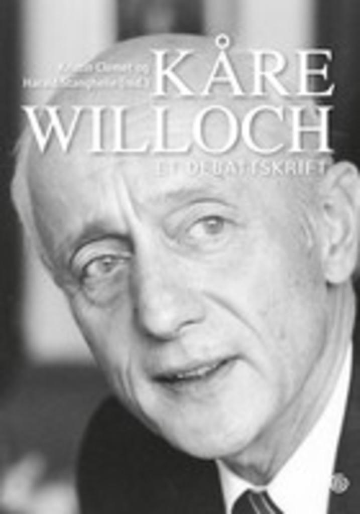 Kåre Willoch : 80 år : et debattskrift