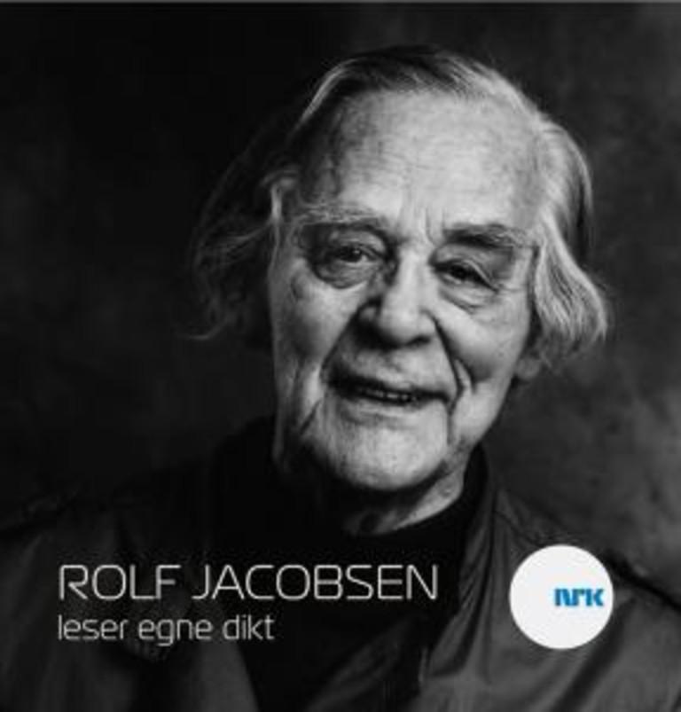Rolf Jacobsen leser egne dikt