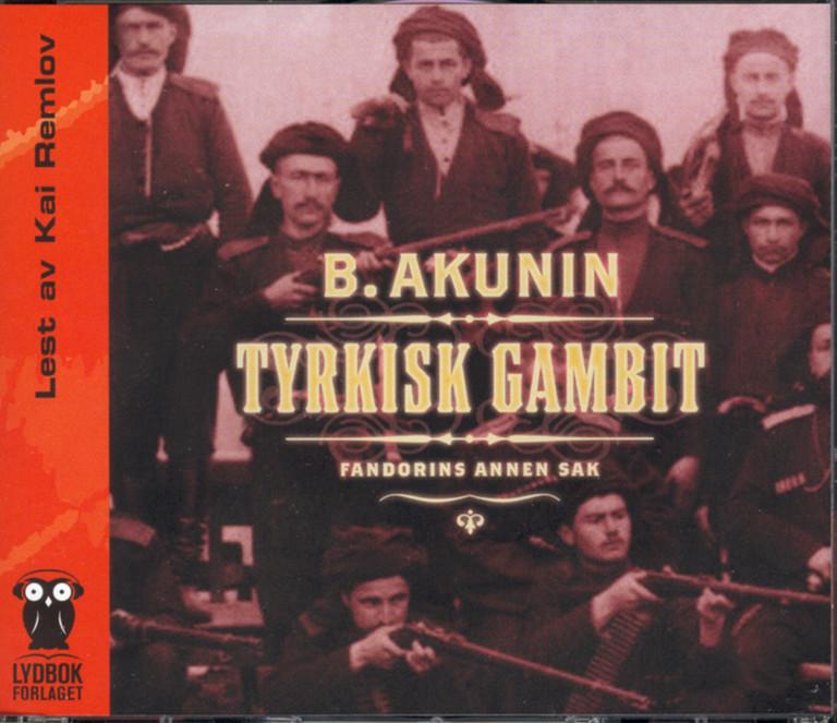 Tyrkisk gambit (2) : Fandorins annen sak