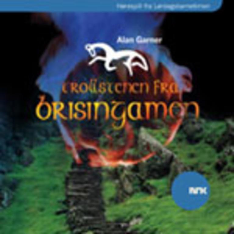 Trollstenen fra Brisingamen : Hørespill fra Lørdagsbarnetimen