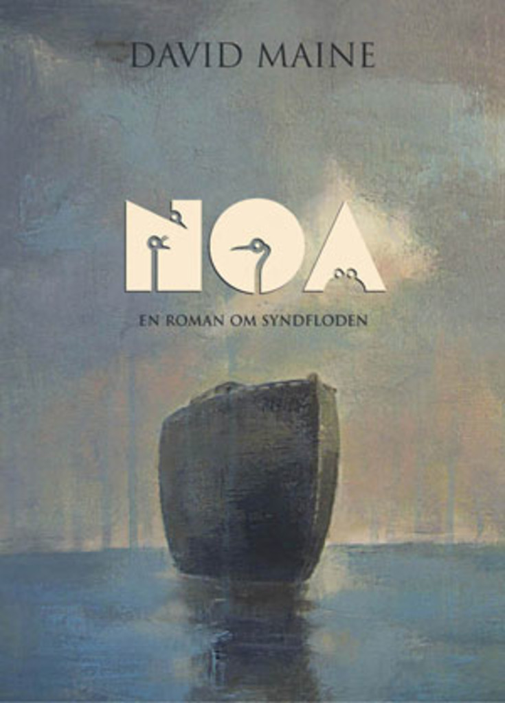 Noa : en roman om syndfloden