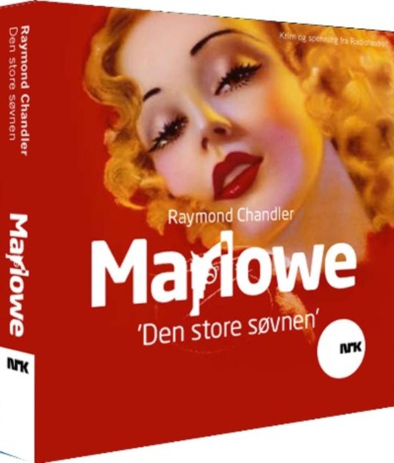 Marlowe: den store søvnen (hørespill)
