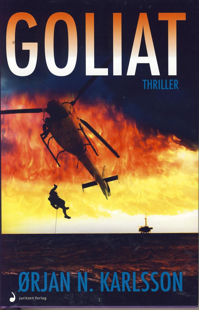 Goliat : thriller
