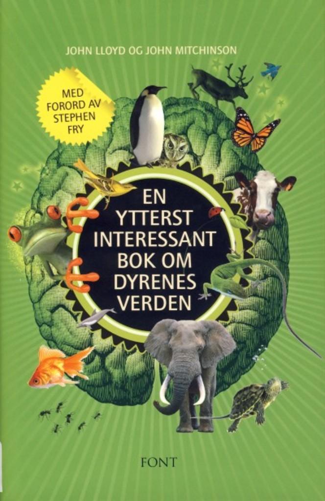 En ytterst interessant bok om dyrenes verden