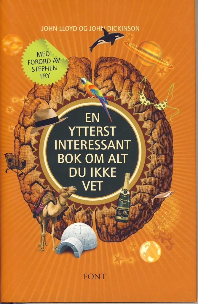 En ytterst interessant bok om alt du ikke vet