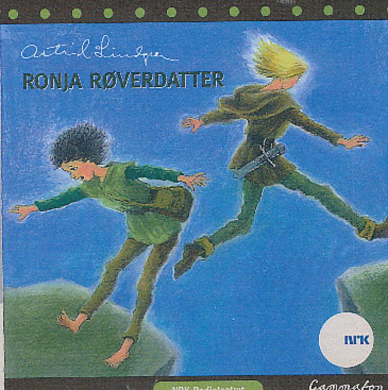 Ronja Røverdatter (Hørespill)