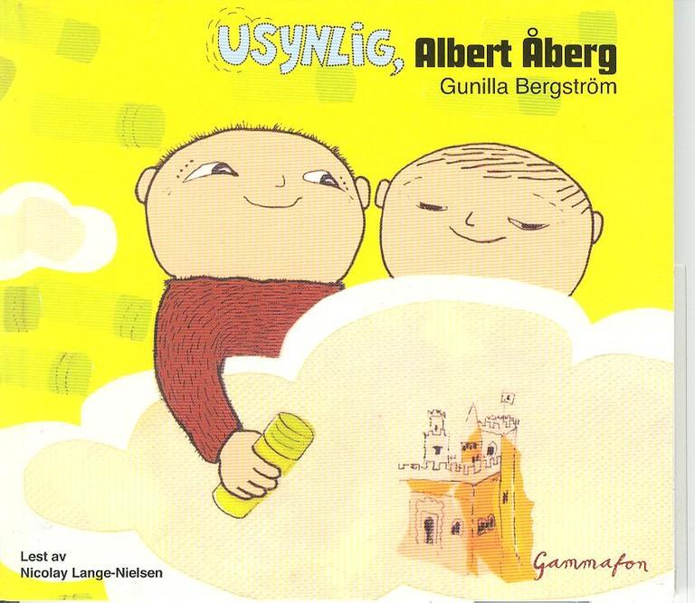 Usynlig, Albert Åberg