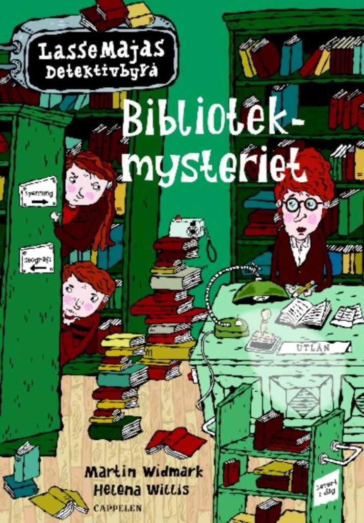 Bibliotek-mysteriet