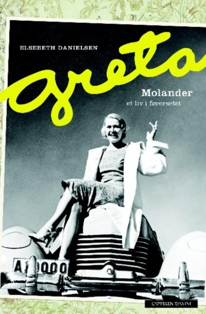Greta Molander; et liv i førersetet