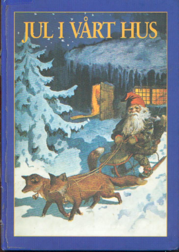 Jul i vårt hus : juletradisjoner fra advent til 20. dag jul