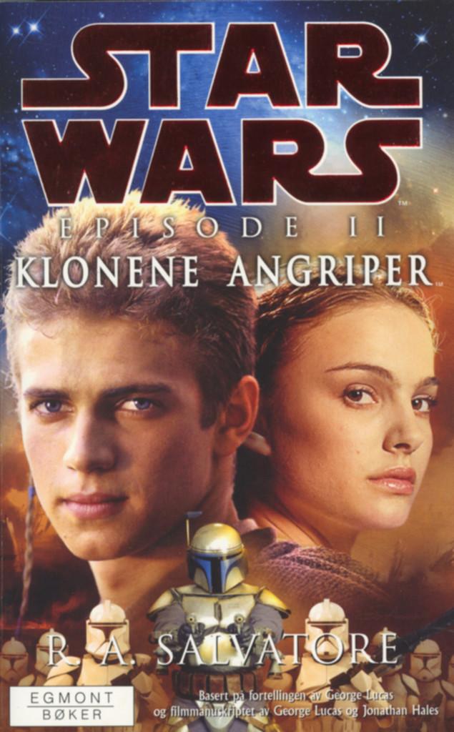 Star Wars . Klonene angriper