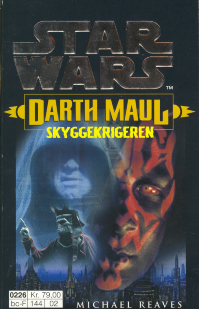 Star Wars . Darth Maul, skyggekrigeren