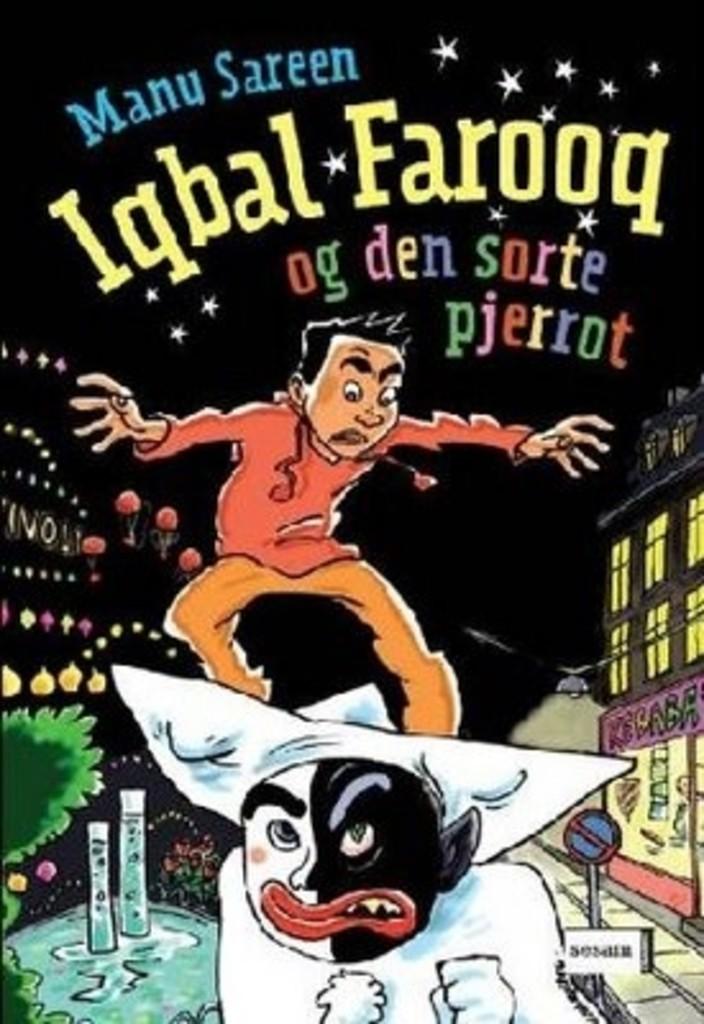 Iqbal Farooq og den svarte Pierrot