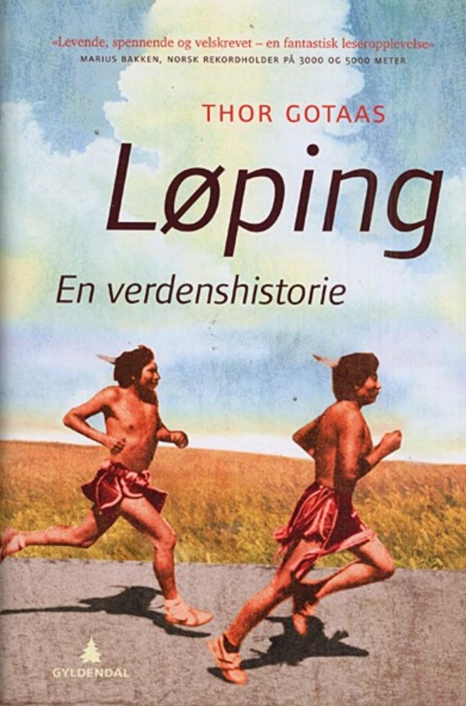 Løping : en verdenshistorie
