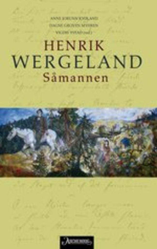 Henrik Wergeland; Såmannen