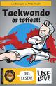 Omslagsbilde:Taekwondo er tøffest!