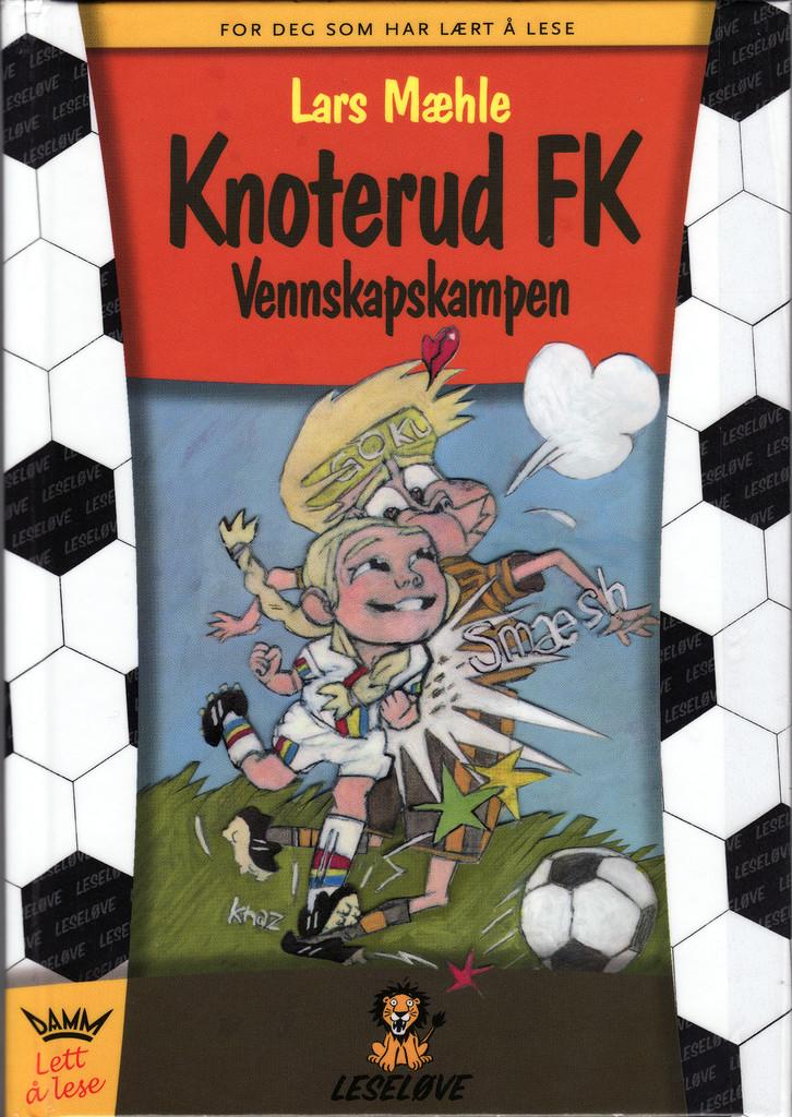 Knoterud FK. Vennskapskampen (2)