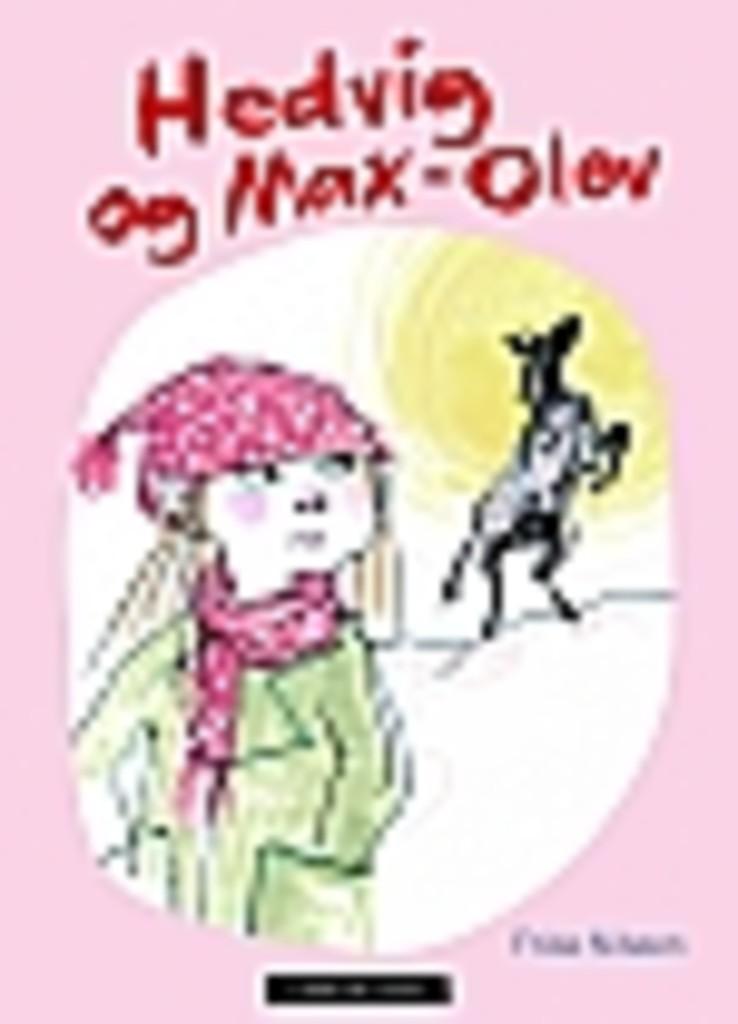 Hedvig og Max-Olov (2)