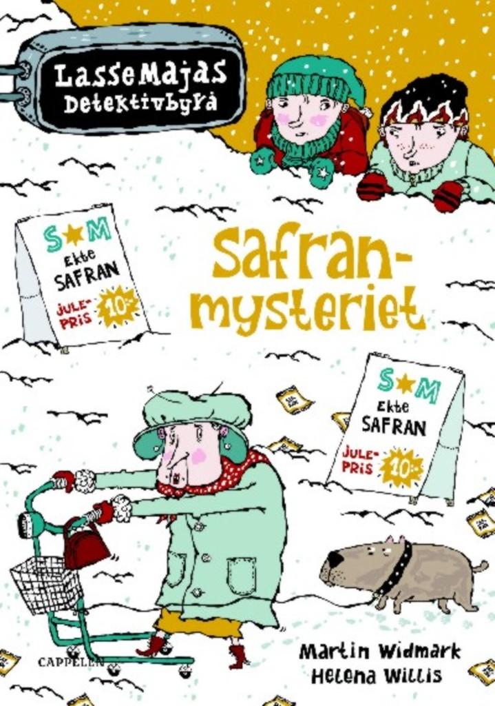 Safran-mysteriet