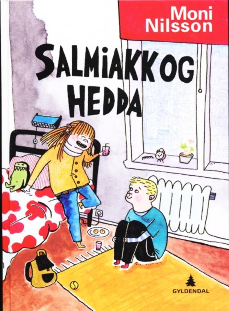 Salmiakk og Hedda : det femte hullet