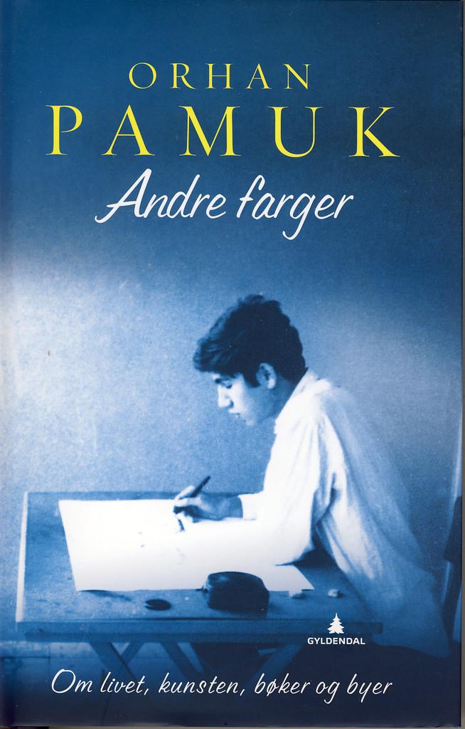 Andre farger : utvalgte essays og en novelle