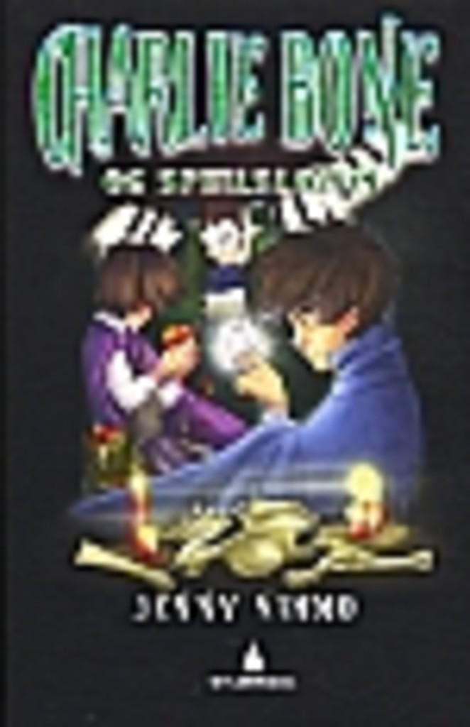 Charlie Bone og speilslottet (4)