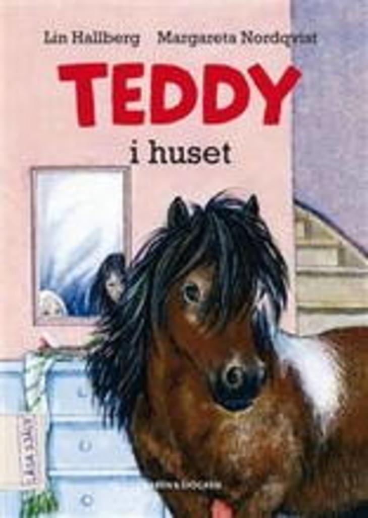 Teddy i huset (2)