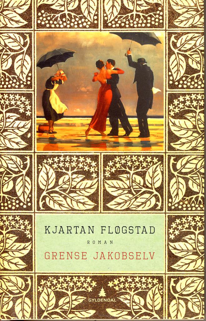 Grense Jakobselv : roman