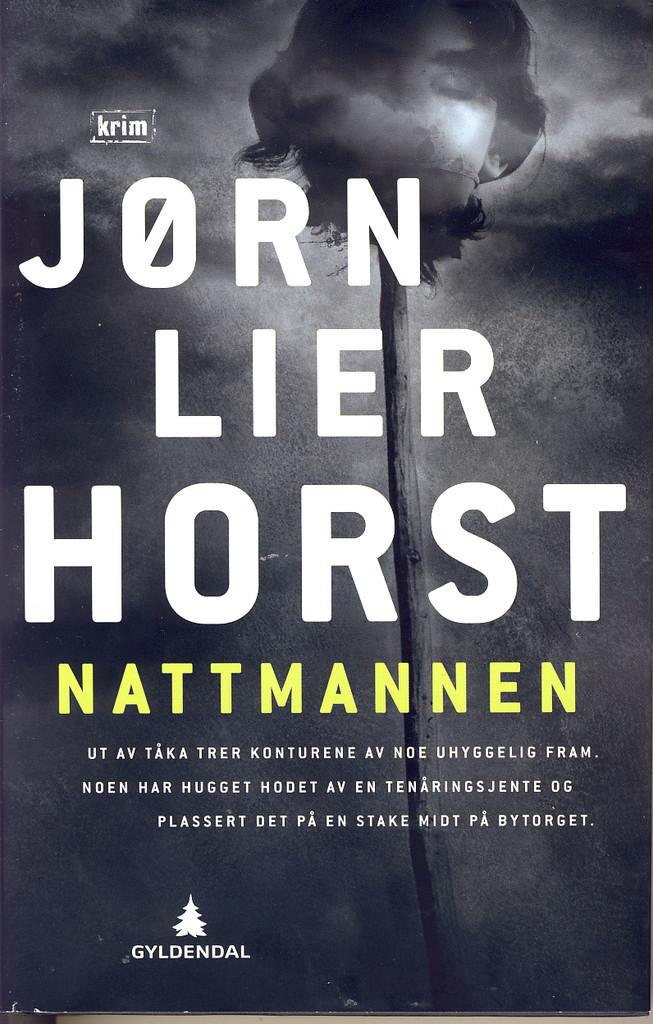 Nattmannen : kriminalroman