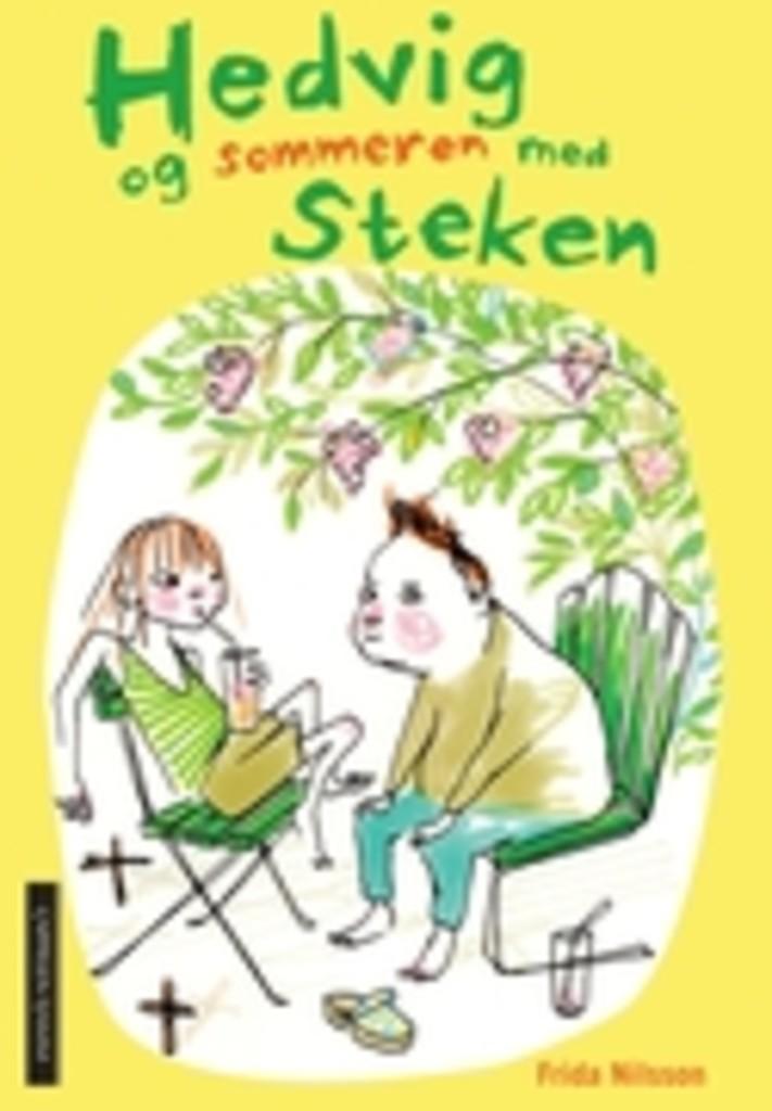 Hedvig og sommeren med Steken . 3