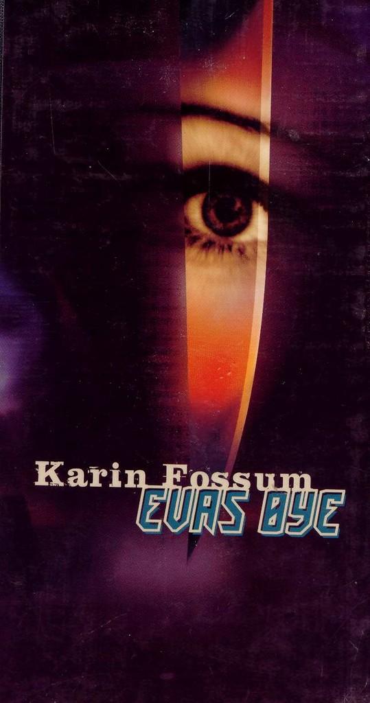 Evas øye : kriminalroman