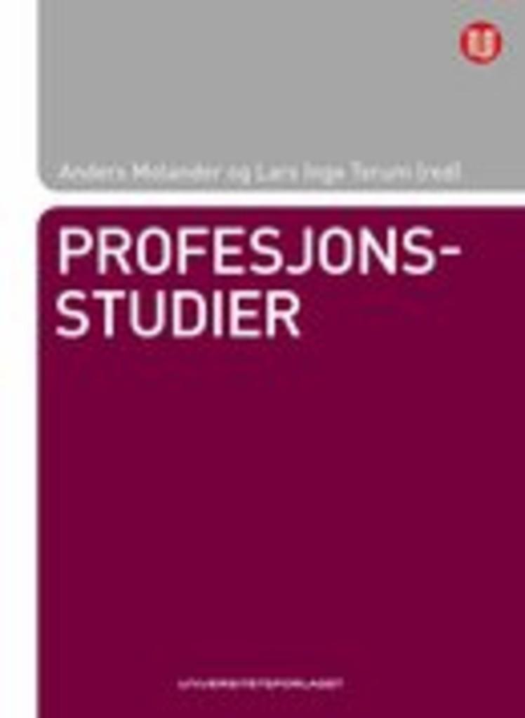 Profesjonsstudier