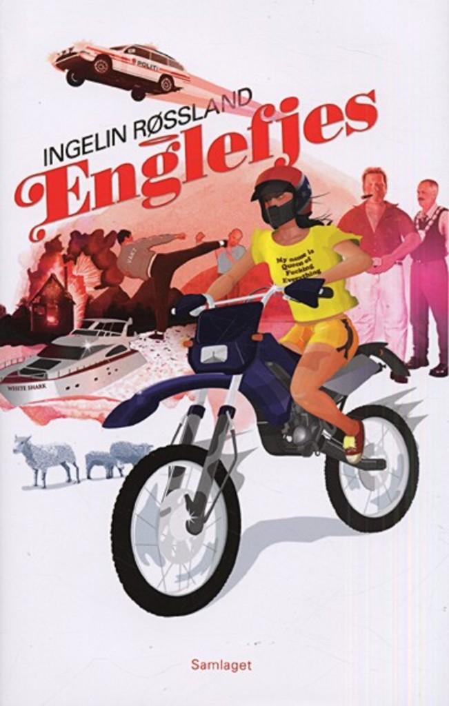 Englefjes (1) : roman