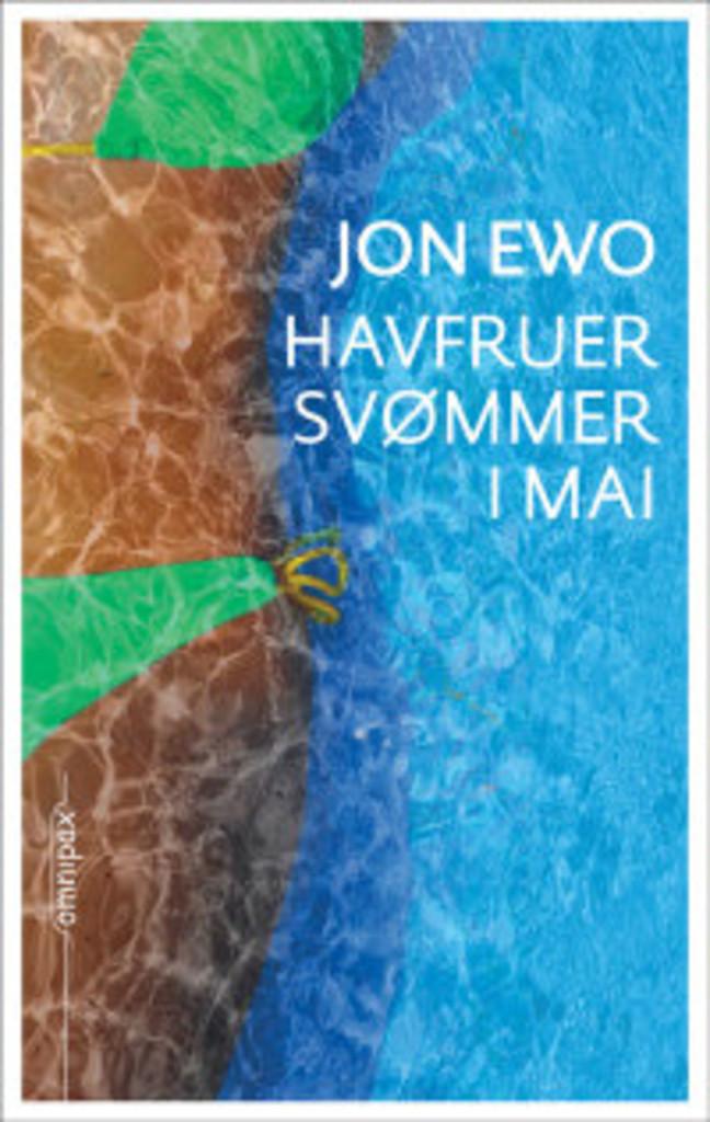 Havfruer svømmer i mai