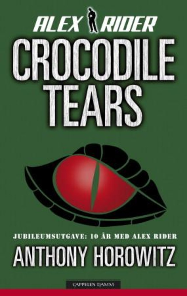 Crocodile tears 8