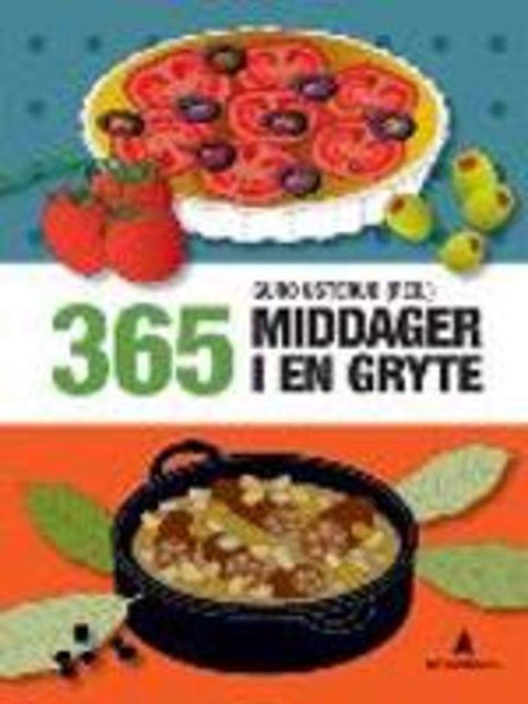 365 middager i en gryte