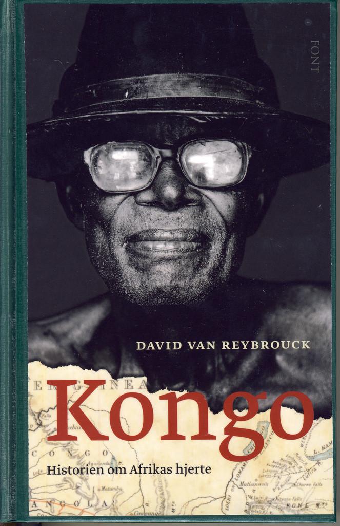 Kongo : historien om Afrikas hjerte