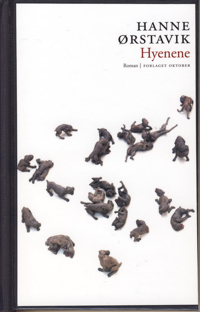 Hyenene : roman