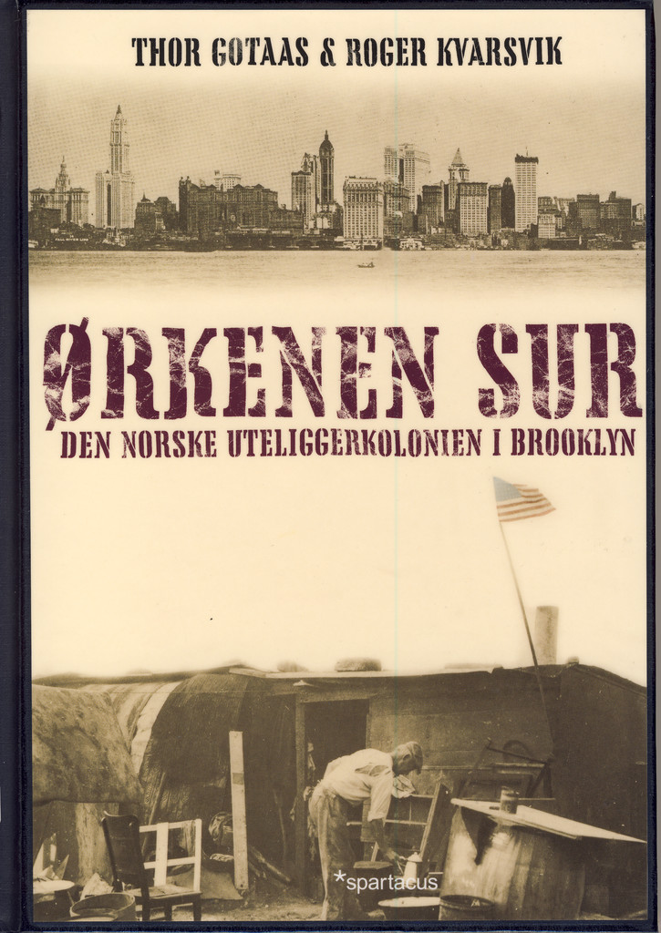 Ørkenen Sur : Den norske uteliggerkolonien i Brooklyn