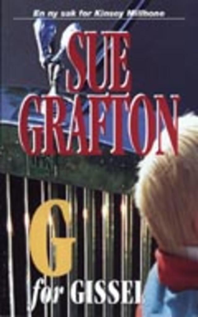 """""""G"""" for gissel"""