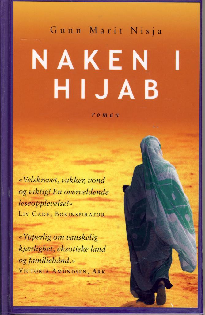 Naken i hijab : roman