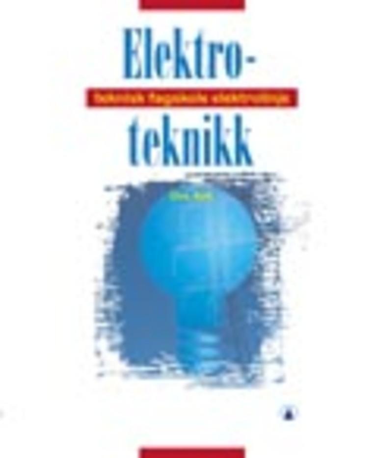 Elektroteknikk for teknisk fagskole
